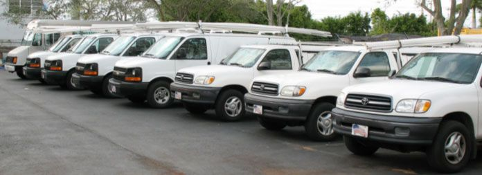 Service vehicles